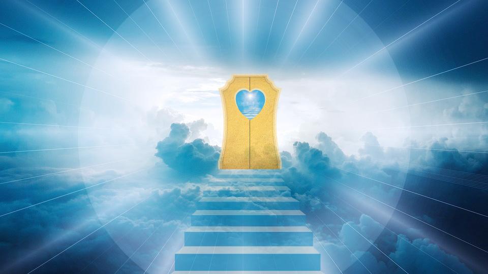 『天国の扉』スピリチュアル人生哲学